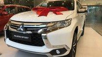 Bán Mitsubishi Pajero Sport năm 2019, màu trắng, nhập khẩu, máy dầu