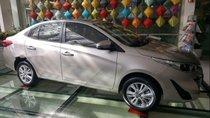 Cần bán xe Toyota Vios sản xuất năm 2019, màu bạc