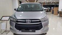 Bán Toyota Innova E năm 2019, màu bạc