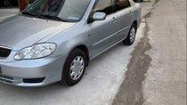 Bán Toyota Corolla altis đời 2002, màu bạc, nhập khẩu