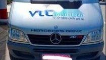 Bán gấp Mercedes Sprinter 313 năm 2010, màu bạc