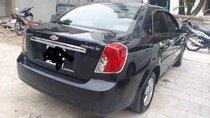 Cần bán lại xe Chevrolet Lacetti đời 2011, màu đen còn mới