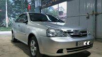 Bán Daewoo Lacetti đời 2009, màu bạc, giá chỉ 195 triệu