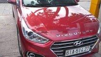 Bán Hyundai Accent sản xuất năm 2018, màu đỏ