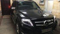 Bán xe Mercedes GLK 250 đời 2014, màu đen