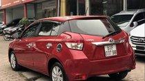 Bán Toyota Yaris 1.3AT đời 2014, màu đỏ, xe nhập