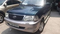 Cần bán lại xe Toyota Zace GL đời 2004, xe nhập, 245 triệu