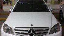 Bán Mercedes C200 Avantage năm 2007, màu trắng, xe nhập