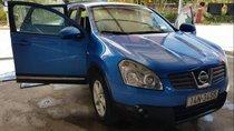 Bán Nissan Qashqai 2008, màu xanh lam, xe nhập xe gia đình
