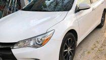 Cần bán Toyota Camry 2.5 AT năm 2015, màu trắng, nhập khẩu