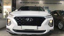 Cần bán Hyundai Santa Fe sản xuất năm 2019, màu trắng
