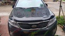 Cần bán xe Kia Sorento năm 2016, màu đen