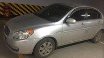 Bán Hyundai Accent đời 2009, màu bạc, nhập khẩu nguyên chiếc