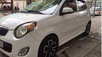 Bán ô tô Kia Morning SLX AT 1.0 năm sản xuất 2010, màu trắng, nhập khẩu nguyên chiếc chính chủ, giá tốt