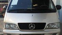 Gia đình bán xe Mercedes MB100 năm 2004, màu vàng cát