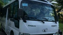 Bán Hyundai County sản xuất năm 2015, màu trắng, xe như mới