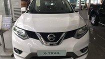 Cần bán Nissan X trail sản xuất 2018, màu trắng, nhập khẩu nguyên chiếc