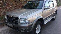 Cần bán Ford Everest sản xuất năm 2005, màu xám