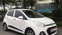 Bán Hyundai Grand i10 1.2 AT năm 2016, màu trắng, xe nhập