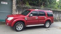 Gia đình cần bán Ford Everest Limited mode 2015, số tự động, máy dầu