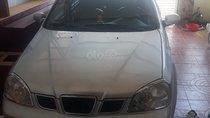 Bán xe Daewoo Lacetti EX 1.6 MT đời 2004, màu bạc