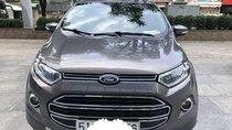Cần bán Ford EcoSport Titanium sản xuất năm 2014, màu nâu