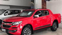 Bán Chevrolet Colorado đời 2019 màu đỏ, giá 624 triệu, xe nhập