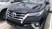 Bán Toyota Fortuner 2.8AT (4X4) máy dầu năm 2019, màu đen, nhập khẩu nguyên chiếc