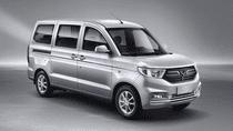Wuling Hongguang V - mẫu MPV 150 triệu với đầu xe hao hao VinFast Lux SA2.0