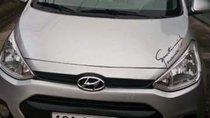 Bán ô tô Hyundai Grand i10 năm sản xuất 2014, màu bạc, nhập khẩu, 275 triệu