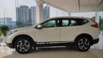 Bán xe Honda CR V sản xuất 2019, màu trắng, nhập khẩu nguyên chiếc
