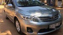 Cần bán lại xe Toyota Corolla Altis 1.8G AT sản xuất 2012, màu bạc