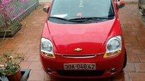 Cần bán xe cũ Chevrolet Spark 2010, màu đỏ