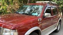 Cần bán Ford Everest sản xuất năm 2008, màu đỏ, nhập khẩu nguyên chiếc xe gia đình