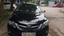 Cần bán Toyota Corolla altis sản xuất 2013, màu đen chính chủ