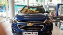 Cần bán xe Chevrolet Trailblazer sản xuất năm 2019, màu xanh lam