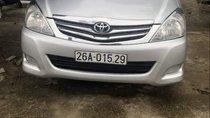 Cần bán Toyota Innova 2008, màu bạc, giá chỉ 225 triệu