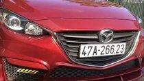 Bán Mazda 3 đời 2016, màu đỏ, 605tr