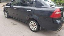 Cần bán xe Daewoo Gentra 2009, màu đen