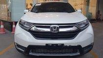 Bán Honda CR V 1.5L năm sản xuất 2019, màu trắng, xe nhập