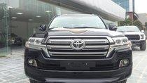 Cần bán Land Cruiser VXR - V8 4.6 sản xuất 2017, màu đen, xe nhập