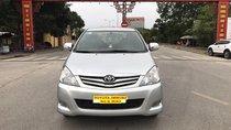 Bán ô tô Toyota Innova G đời 2010, màu bạc, xe cực tuyển, nói không taxi dịch vụ