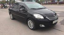 Bán xe cũ Toyota Vios đời 2012, màu đen
