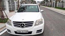 Bán Mercedes GLK300 đời 2010, màu trắng, xe nhập