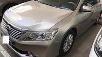 Cần bán gấp Toyota Camry đời 2013, màu vàng, chính chủ, 740 triệu