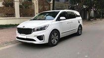 Cần bán gấp Kia Sedona 2.2 DATH sản xuất 2018, màu trắng