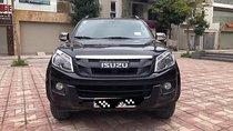 Bán Isuzu Dmax 2017, màu đen, nhập khẩu, giá tốt