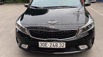 Bán Kia Cerato C đời 2017, màu đen, xe gia đình