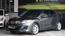 Cần bán Mazda 3 1.6MT đời 2010, màu xám (ghi), nhập khẩu nguyên chiếc, 388 triệu