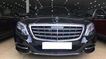Bán xe Mercedes S600 Maybach model 2016, đăng ký tư nhân, siêu mới đi 7000Km